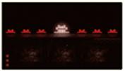 キングパルサー―カエル発光演出